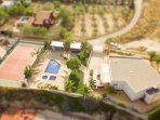 NEW VIDEO TOUR - Luxury Chalet For 9 - TENNIS, GYM