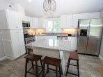 Brand New Granite Kitchen