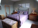 Huge master bedroom with loads of storage