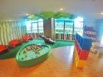 kiddie day care center.