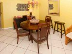 Dining table for 4-6