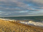 East Wittering beach