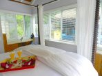 Queen Pod Bedroom for complete privacy