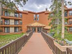 An unforgettable adventure awaits at this sensational Silverthorne vacation rental condo!