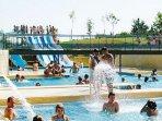 Condom et sa piscine base de loisir à 10 mn