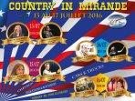 festival de Country à Mirande à 44mn
