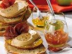 Le foie gras, spécialité du Gers