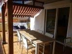 duplex avec deux terrasses ensoleillées