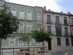 Entrada Apartamento Barrio Picasso
