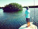 Fishing the Flats