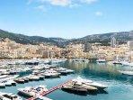 Extraordinary 4 Bedroom Apartment in Monaco-Ville