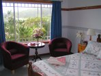 Welcome to the Rose Patch. Quiet accommodation in Bellingen's largest garden surrounded by bush.