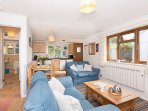 This cosy, homely cottage is perfect for any family of couple looking for a getaway