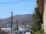 Kitchen, view and walkway to Laguna Beach city