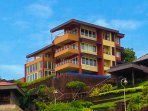 The Ocean Heights Villa, Goa.