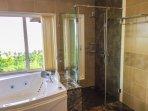 Bedroom 4 En-Suite Bathroom & Jacuzzi