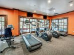 Ascent Fitness Room