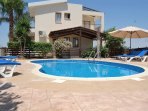 Large family friendly villa near Ayia Napa