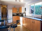 Large and bright fitted Kitchen