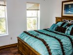 Bedroom #1 with all new (2016) furniture and quality Sealy Posturepedic Plus mattress.