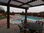 Community pool and hot tub.  Open Mar-Late November