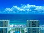 balcony view from condo