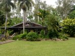 The Chantra - your rain forest home away from home