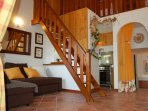 Holiday home for rent Family Suite Cedro near Rome