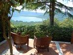 Romantic Holiday home at lake near Rome