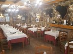 Enjoy many traditional Spanish Restaurants locally, for fish or meat, they food is fantastic !!
