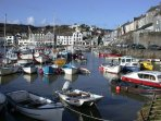 Stunning Mevagissey is a relaxing village to wander around and explore