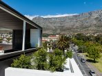 Terrace with views of Lions Head, Table Mountain and Signal Hill
