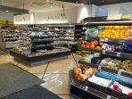 Fresh fruits and vegetables corner (Kohyo supermarket )