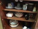 The kitchen ware