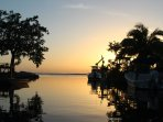 Come visit our tropical paradise in Cudjoe Key, Flrorida, with great views and sunsets on the water.