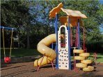 Playground 2 min walk from the condo