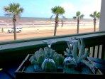 Beach and Ocean front condo rental in Galveston, Texas