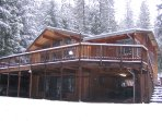 Luxury Cedar Cabin on 5 Acres
