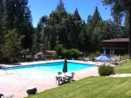Guests have free access to the private neighborhood pools (2) and lodge.