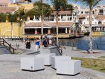 Resort centre