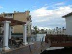 Resort centre Al Fesco dining at the Italian