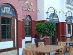 Irish Bar in the resort centre