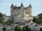 Perfect location to visit the Loire Valley Castles! 8 castles within 20 mn from our home!