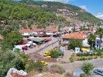 Sarigerme village