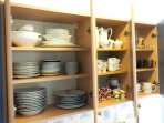 Kitchen - accessories for your convenience during stay !