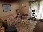 Living Room-Cable TV, wireless internet, DVD player, games