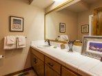 Full Guest Bathroom- Shower