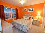 Beautiful 2nd Bedroom with Queen Size Bed and great Ocean/Water views!!