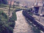 Monsoon/fron river