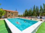 Casa Prunus.Ideal para familias y piscina privada